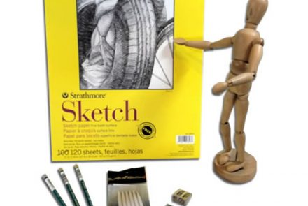 Drawing with Graphite 101 Kit