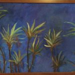 Linda Wehrli Palm Study in Oil