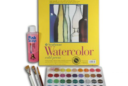 Beginning Watercolor 201 Kit