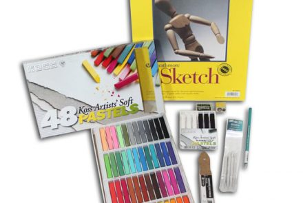 Chalk Pastel 102 Kit