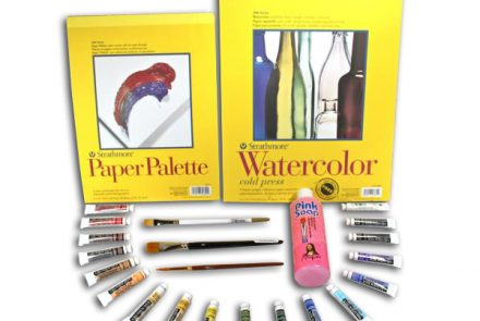 Intermediate Watercolor 202 Kit