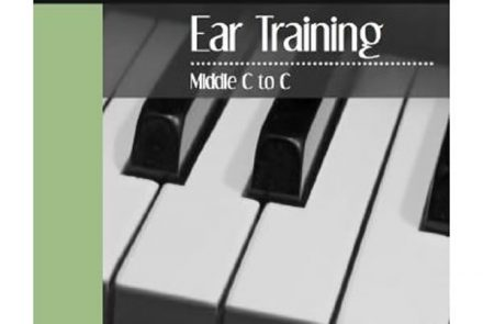 Ear Training CD: Middle C to C
