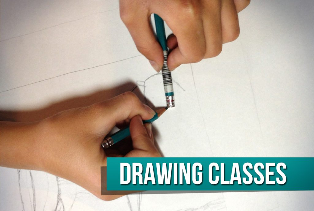 Drawing Classes at Pastimes for a Lifetime, Inc.