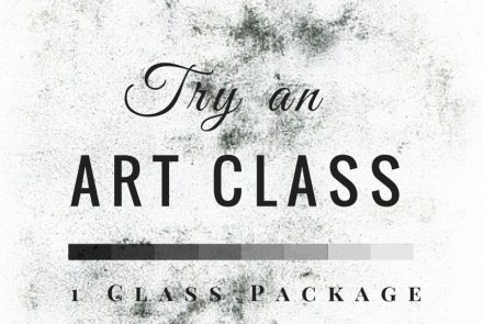 Try an Art Class • Intro to Drawing with Graphite