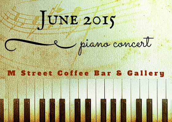 June 2015 M Street Concert by Pastimes for a Lifetime