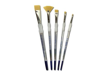 Brush Set: Acrylics & Oils