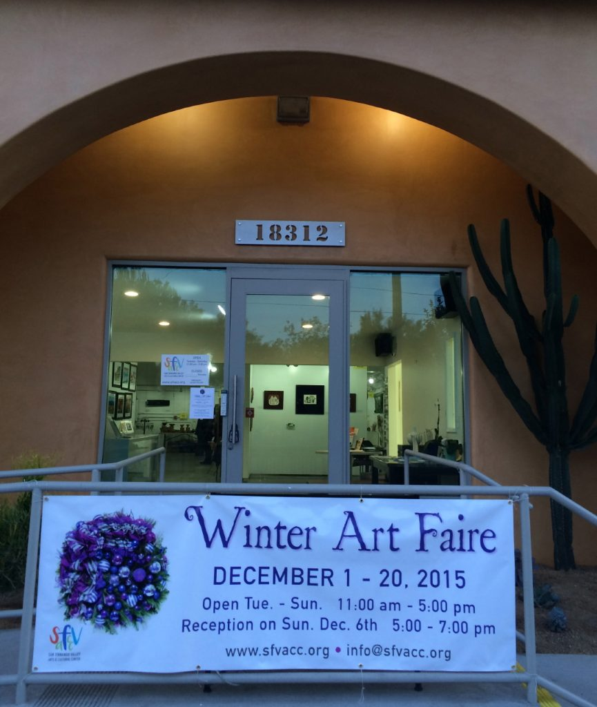 Pastimes for a Lifetime students play piano at the SFVSAA WinterFaire 2015