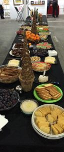 SFVACC Winter Holiday Faire Hors d'oeuvres