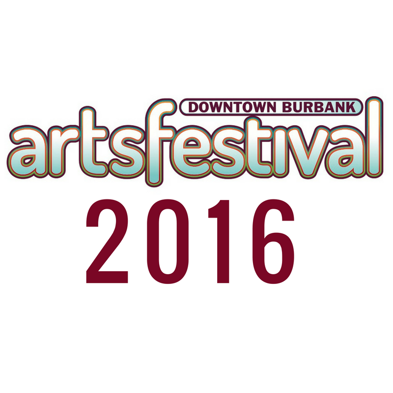 2016 Downtown Burbank Arts Festival