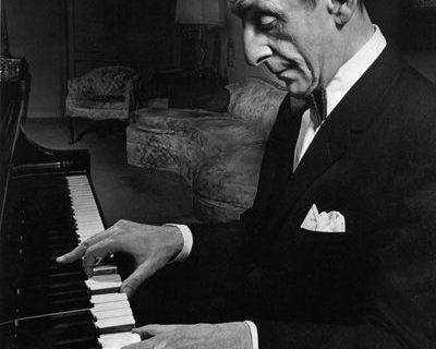 Vladimir Horowitz, Music History Blog, Pastimes for a Lifetime