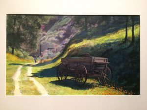 "David Mazur: ""The Wagon on the Walk"""