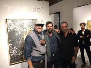 Jeremy Lipking, Brad Kunkle and Kent Williams