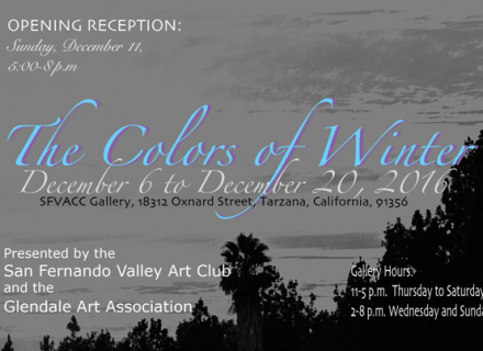 Colors of Winter Reception