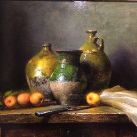 Regina Lyubovnaya Oil Painting Still LIfe