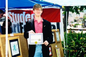 Student Art Exhibit, Moorpark Park, Studio City, CA