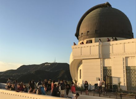 Griffith Observatory+HollywoodSign