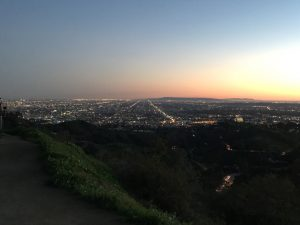 Griffith Park Sunset