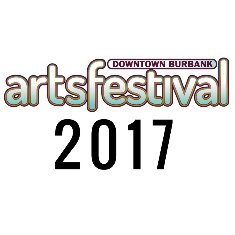 2017 Downtown Burbank Arts Festival