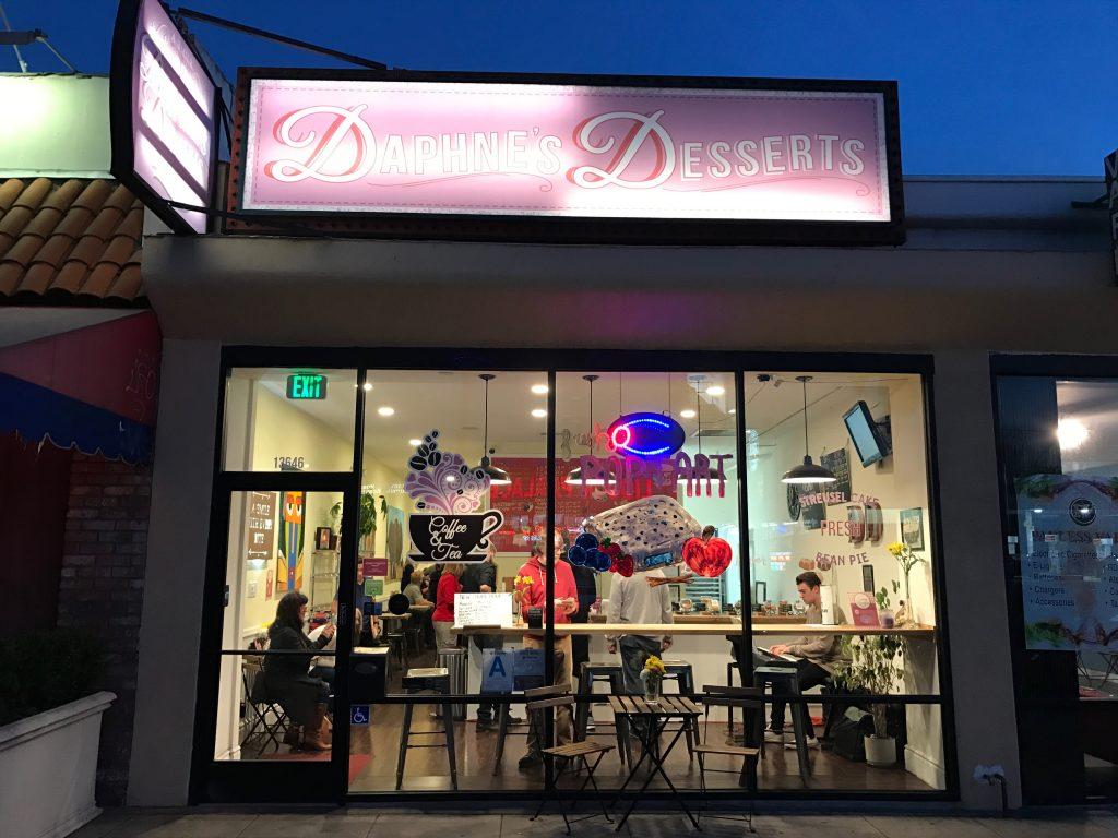 2017 Daphne's Desserts Student Art Showcase