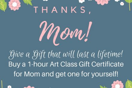 Mother's Day Gift Certificate BOGO