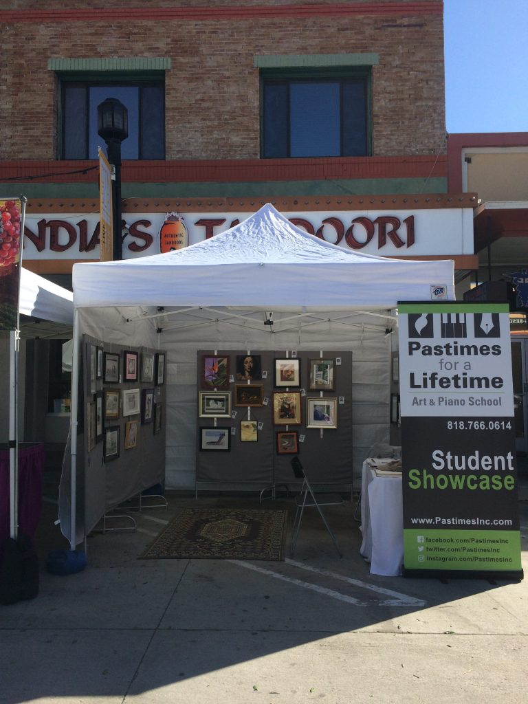 2017 Downtown Burbank Student Art Showcase