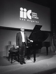 Alessandro Vena at IIC