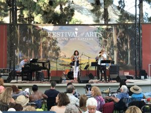 Laguna Beach Festival of Arts Jazz Ensemble