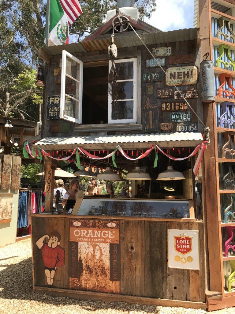 Laguna Beach Sawdust Fest Booth