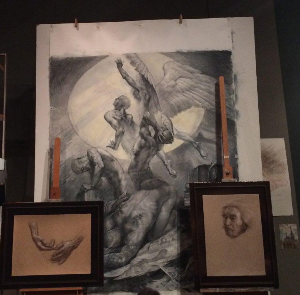 Alexey Steele's Studio