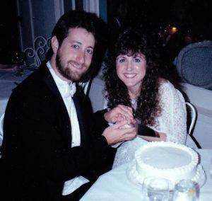 Barry and Linda Wehrli's Wedding Photo