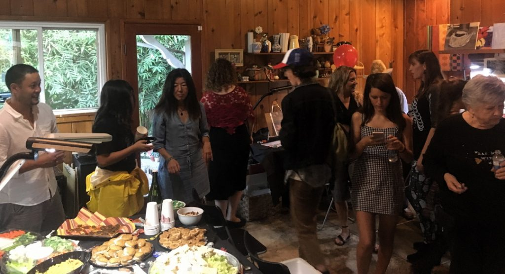 Pastimes for a Lifetime 2017 Halloween Party