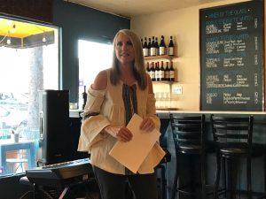Linda Wehrli opening speech, Artisan Cheese Gallery