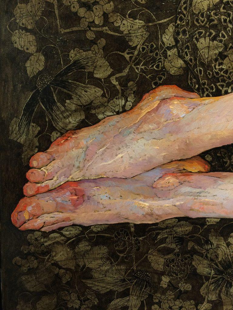 """Masha"" Feet Close up, Denis Sarazhin"