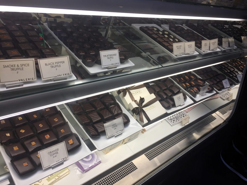 Grand Central Market Chocolates