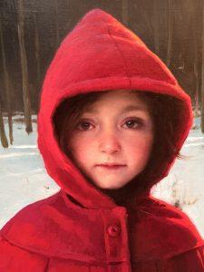 """Jeremy Lipking """"Sierra Snow"""""""