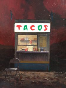"John Brosio ""Taco Stand In Hell"""