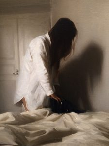 "Nick Alm ""Hotel Ghost"""