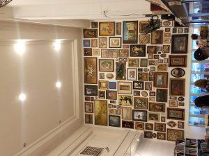 The Last Bookstore Art Wall Salon