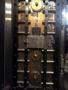 The Last Bookstore Vault Door