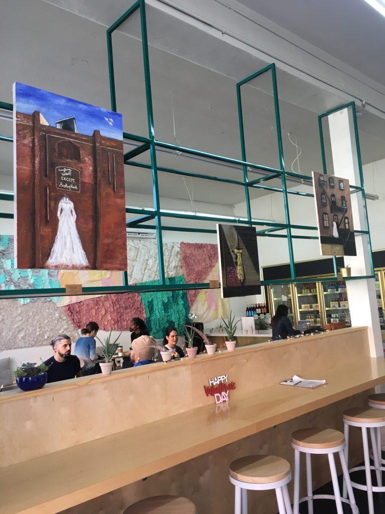 Teapop, Art Gallery, Jessica Lee Sanders