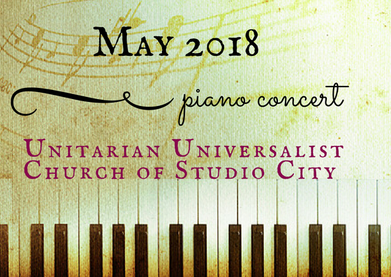 Pastimes for a Lifetime, Piano Concert