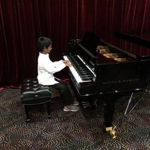 Pastimes for a Lifetime student concert at Hollywood Pianos