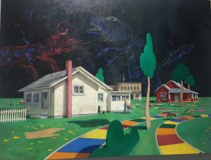 Arcadia Contemporary, John Brosio, Pastimes for a Lifetime