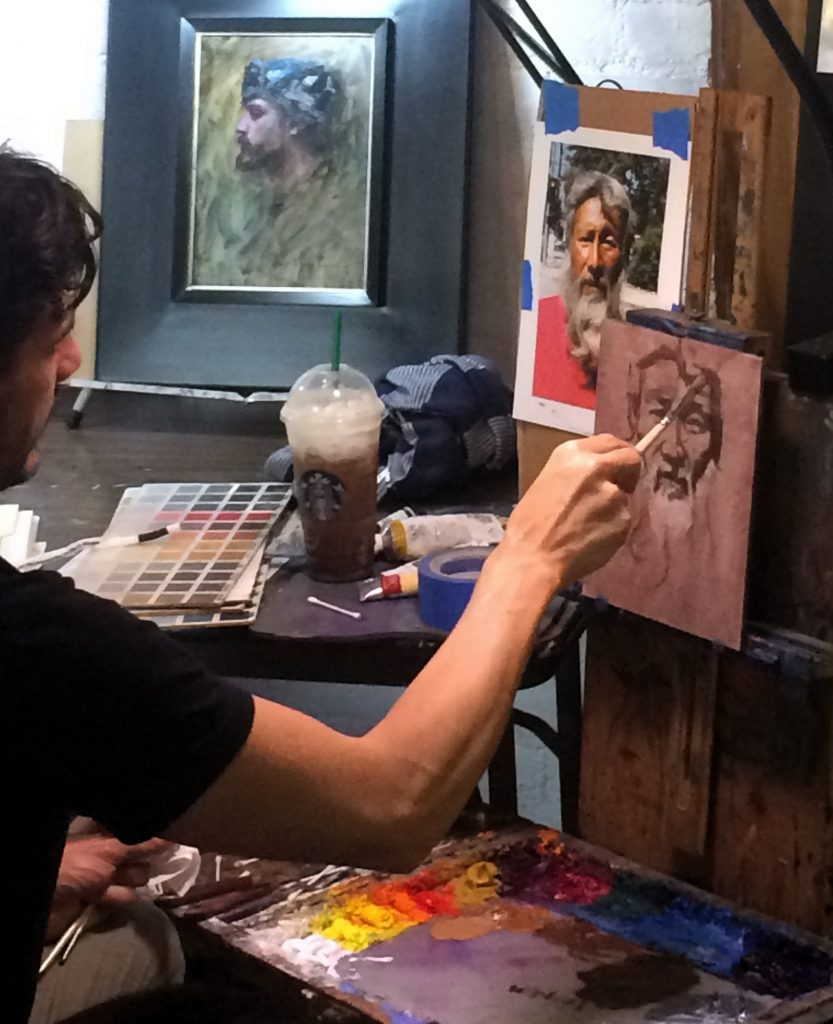 Aaron Westerberg Demo at Pastimes for a Lifetime