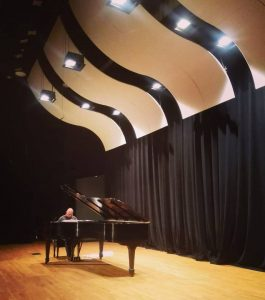Alessandro Vena performed at Campbellsville University