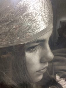 """""""Casey Waiting"""" by Annie Murphy Robinson"""