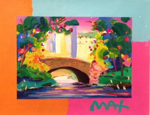 Pater Max Bridge at Park West Onboard Auction